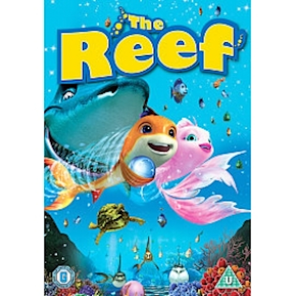 The Reef DVD
