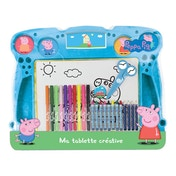 Peppa Pig My Creative Pad with 34 Piece Creative Accessories Kit