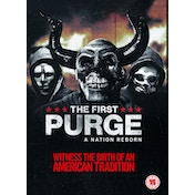 The First Purge DVD   Digital Copy