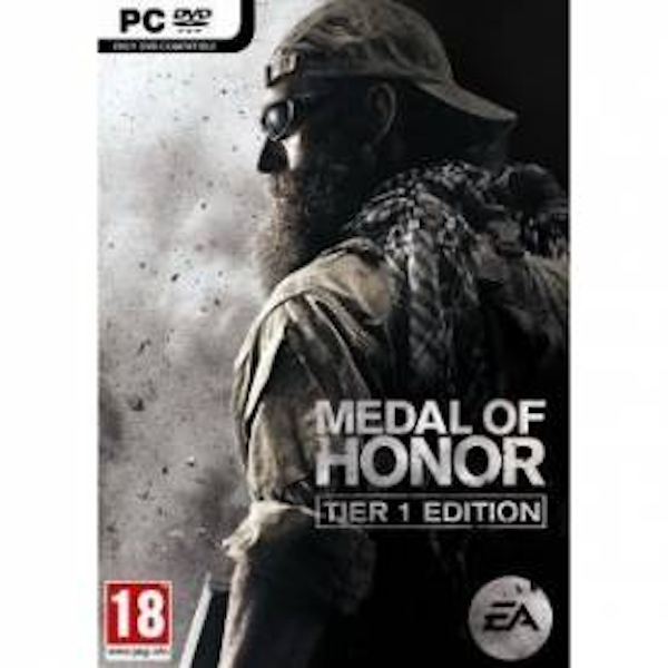 Medal Of Honor Tier 1 Edition Game PC