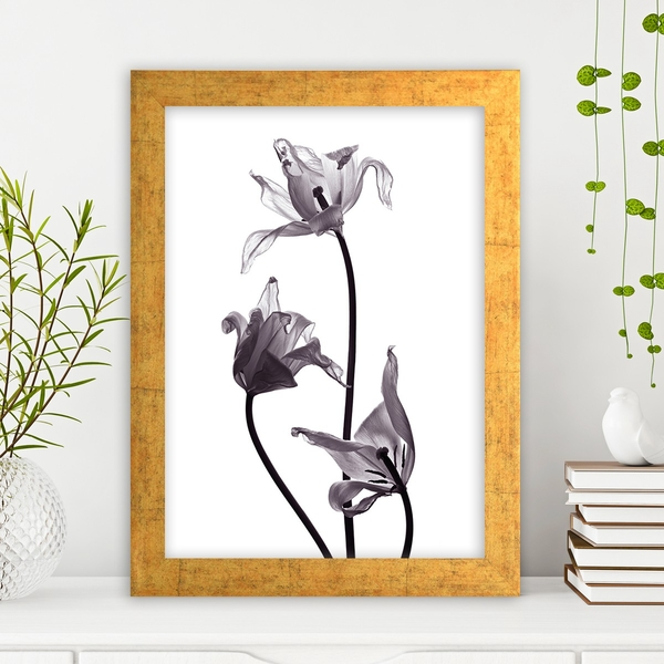 AC130652606 Multicolor Decorative Framed MDF Painting