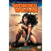 Wonder Woman TP Vol 3 The Truth (Rebirth)
