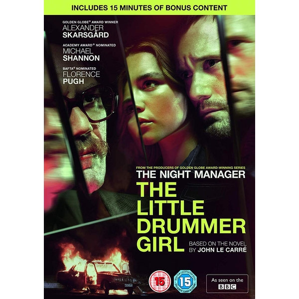Little Drummer Girl DVD