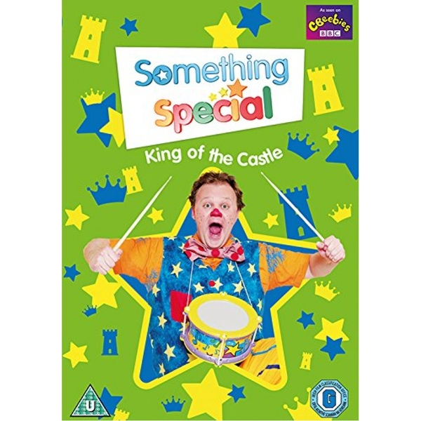 Something Special - King Of The Castle DVD