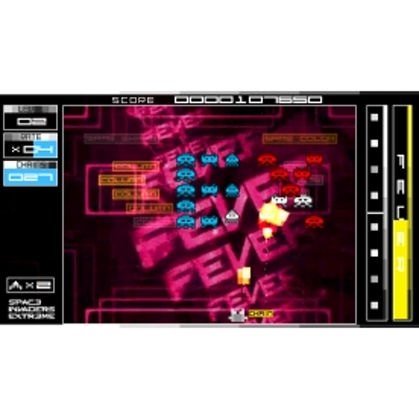 Space Invaders Extreme Game (Essential) PSP - Image 4