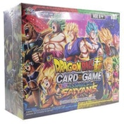 Dragon Ball Super TCG: B07 Assault of the Saiyans Booster Box (24 Packs)