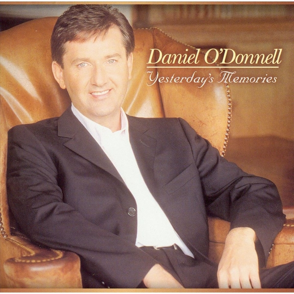 Daniel O'Donnell - Yesterday's Memories CD