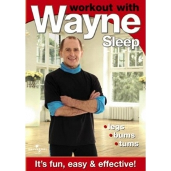 Workout With Wayne Sleep DVD