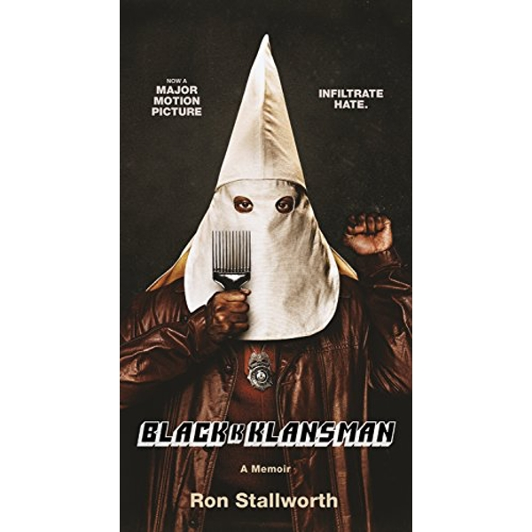 BLACK KLANSMAN FILM TIE IN  Paperback 2018