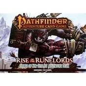 Pathfinder Adventure Card Game Rise of the Runelords Spires of Xin-Shalast Adventure Deck