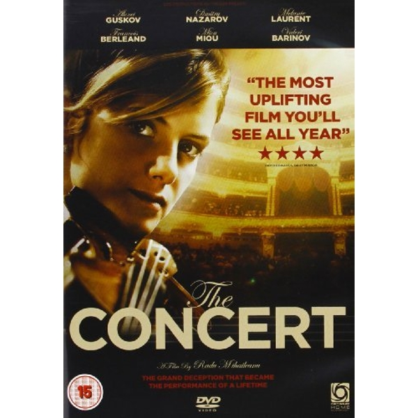 The Concert DVD