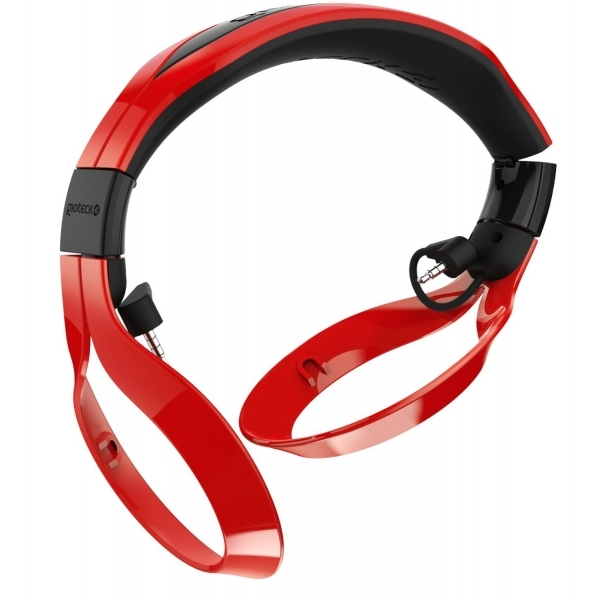 Gioteck FL-300 Wired Stereo Headset With Removable Bluetooth Speakers