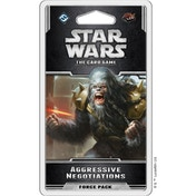 Star Wars LCG: Aggressive Negotiations Force Pack Expansion