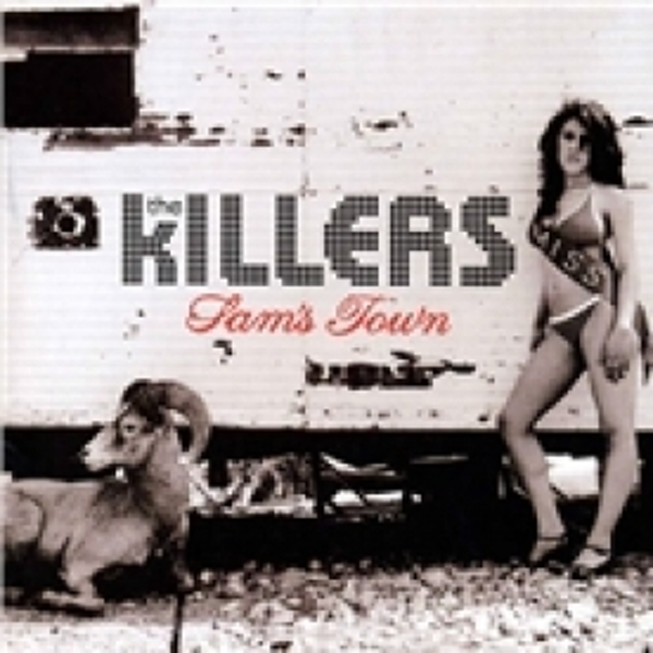 The Killers Sam's Town CD