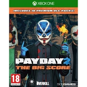 Payday 2 The Big Score Xbox One Game