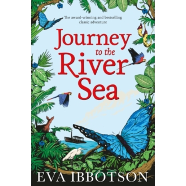 Journey to the River Sea by Eva Ibbotson (Paperback, 2014)