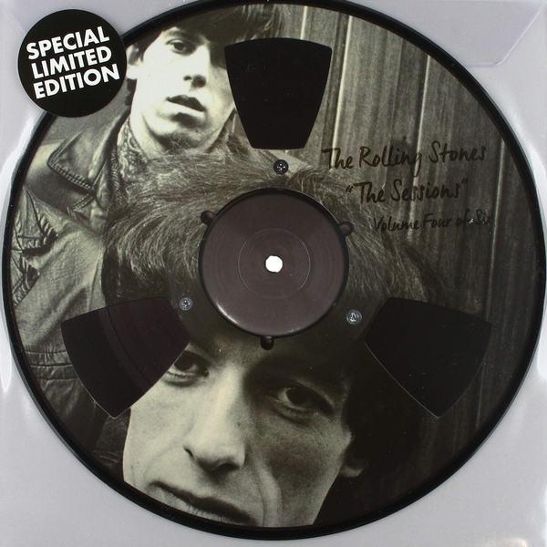 Rolling Stones - The Sessions Vol. 4 (Picture Disc) Vinyl