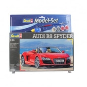 Audi R8 Spyder 1:24 Revell Model Set