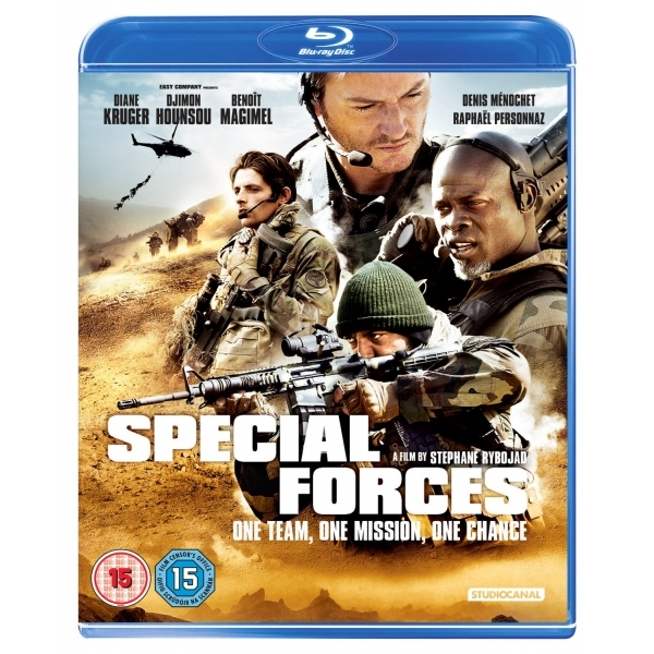 Special Forces Blu-ray
