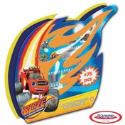Blaze And The Monster Machines My Activities Box with 75pc Creative Accessories Kit