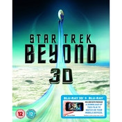 Star Trek Beyond Blu-ray 3D  Blu-ray