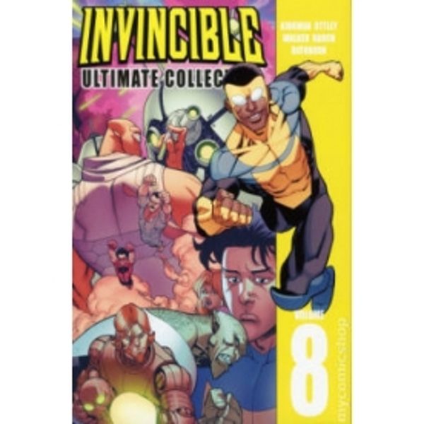 Invincible Ultimate Collection Volume 8 Hardccover