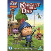 Mike The Knight - Knight For A Day DVD