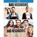 Bad Neighbours / Bad Neighbours 2 (Double Pack) Blu-ray