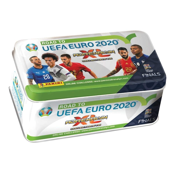 Road To Euro 2020 Adrenalyn XL 2019 Trading Card Classic Tins