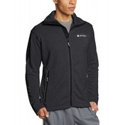 Hi-Tec Limay Men's Large Black Fleece Jacket