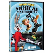 Looney Tunes Musical Masterpieces DVD