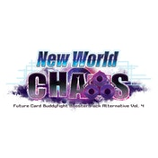 Buddyfight X TCG - BT04A New World Chaos Booster Box (30 Packs)