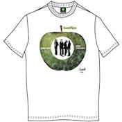 The Beatles Something/Come Together Mens Wht TS: XXL