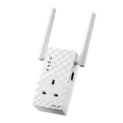 ASUS (RP-AC53) AC750 (300 433) Dual Band 10/100 Range Extender/Access Point/Media Bridge uk pLUG