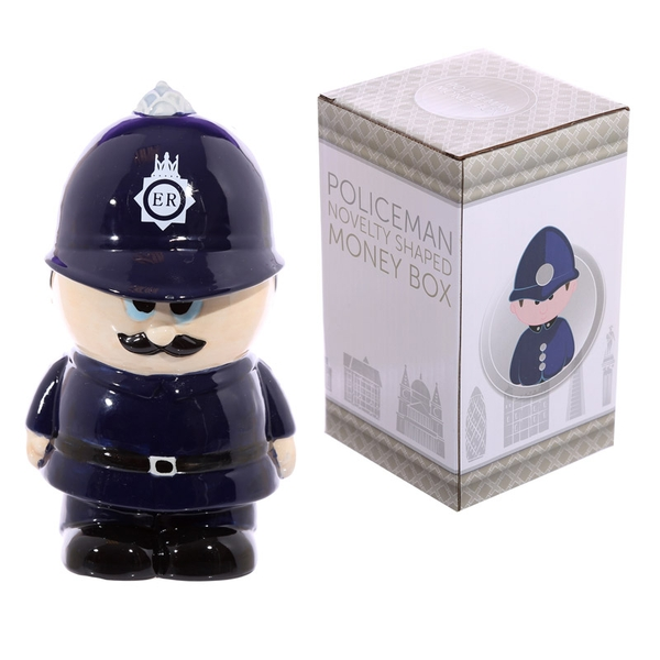 Policeman Money Box