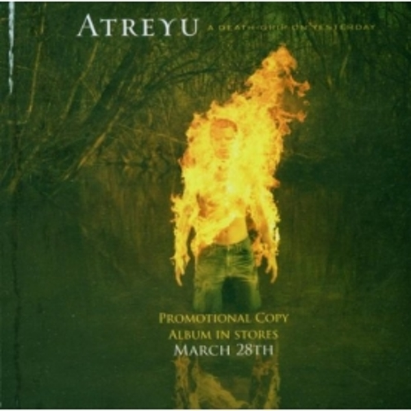 Atreyu - A Death Grip On Yesterday CD & DVD