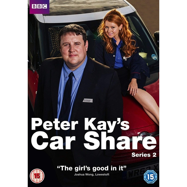 Peter Kay's Car Share: Series 2 DVD