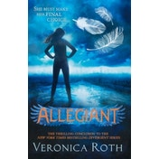 Allegiant (Divergent Trilogy, Book 3) by Veronica Roth (Paperback, 2013)