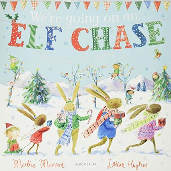 We're Going on an Elf Chase  Paperback / softback 2018