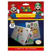Super Mario - Mushroom Kingdom Sticker