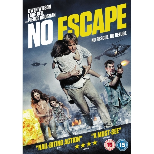 No Escape DVD