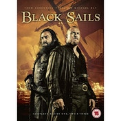 Black Sails Season 1-3 DVD