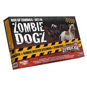 Ex-Display Zombicide Zombie Dogz Used - Like New