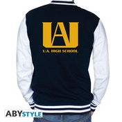 My Hero Academia - U.A. Men's Small Jacket - Black
