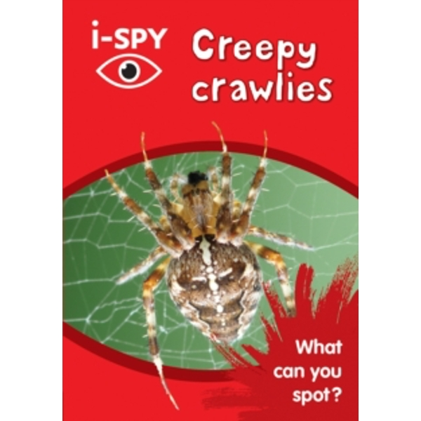 i-SPY Creepy crawlies: What can you spot? (Collins Michelin i-SPY Guides) by i-SPY (Paperback, 2016)