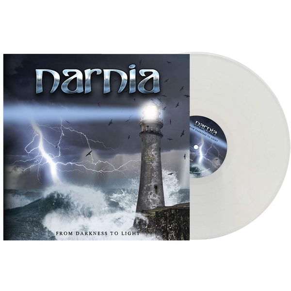Narnia - From Darkness To Light White  Vinyl