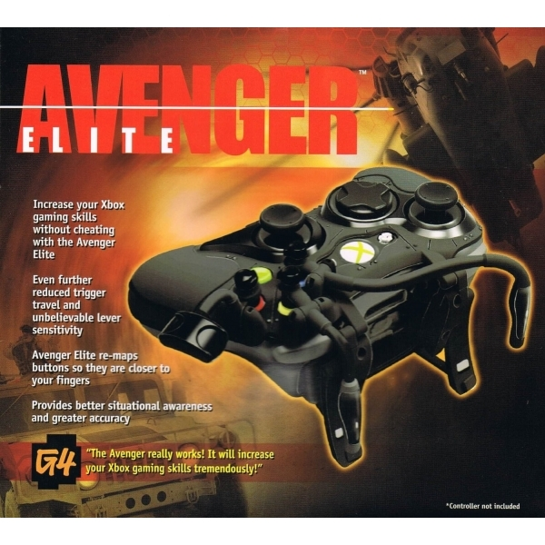 The Avenger Controller Ultimate Gaming Advantage Xbox 360 - Image 1