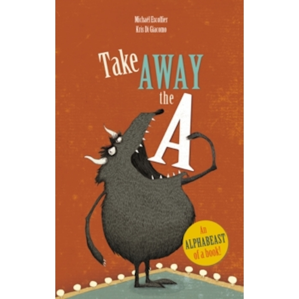 Take Away the A by Michael Escoffier (Paperback, 2015)