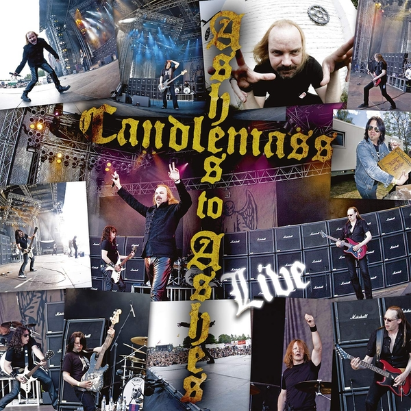 Candlemass - Ashes To Ashes Vinyl