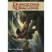 Dungeons & Dragons Volume 2: First Encounters Paperback